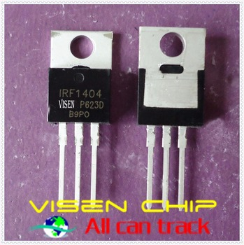 10pcs IRF1404 MOSFET TO-220