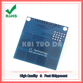 TTP226 8-way touch modulis capacitive touch switch digital touch sensora modulis valde