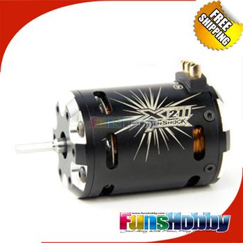 Tenshock 1:10 Off Ceļu Satiksmes 4Pole Electric RC Mikro Sensors Brushless DC Motor TS-X211/7,5 T/3.5 T/4.5 T/ 17.5 T 1/10 Drift.